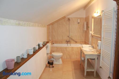 Hotel Villa Franca - Sighisoara - Bathroom