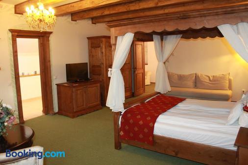Hotel Villa Franca - Sighisoara - Bedroom