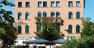 Hotel Cristallo - Βενετία - Κτίριο
