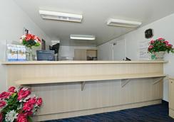 Americas Best Value Inn Battle Creek - Battle Creek - Front desk