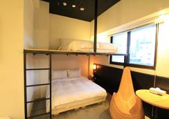 Cheers Boutique Hotel - Taipei - Bedroom