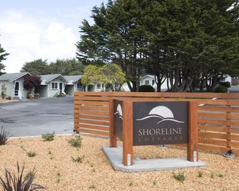 Shoreline Cottages - Fort Bragg - Outdoor view
