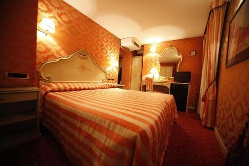 Hotel Lux - Venedig - Schlafzimmer
