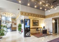 Hotel Albret - Pamplona - Lobby
