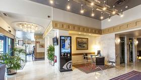 Hotel Albret - Pamplona - Vestíbul