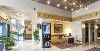 Hotel Albret - פאמפלונה - לובי