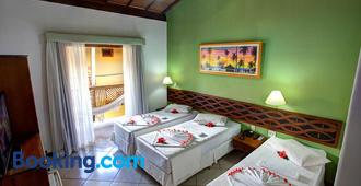 Pousada Pedra Torta - Itacaré - Bedroom