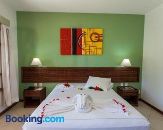 Pousada Pedra Torta - Itacare - Schlafzimmer