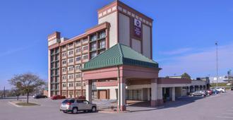 Best Western Plus Kelly Inn - Omaha - Bygning