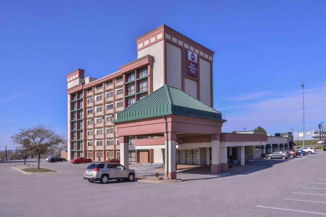 Best Western Plus Kelly Inn - Omaha - Building