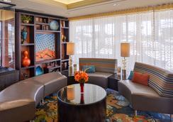 Best Western Plus Kelly Inn - Omaha - Lounge