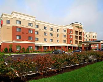 Courtyard by Marriott Pittsburgh Greensburg - Greensburg - Building