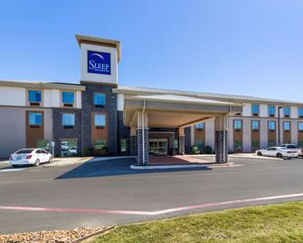 Sleep Inn and Suites Jourdanton - Pleasanton - Jourdanton - Gebouw