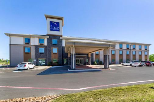 Sleep Inn and Suites Jourdanton - Pleasanton - Jourdanton - Building