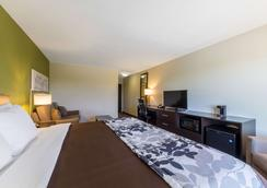 Sleep Inn and Suites Jourdanton - Pleasanton - Jourdanton - Bedroom