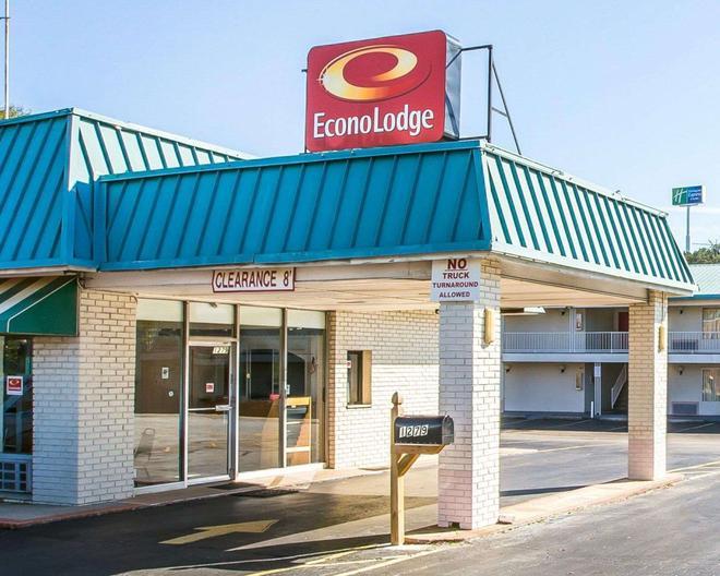 Econo Lodge - McDonough - Κτίριο