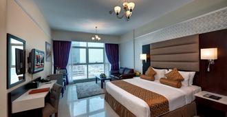 Emirates Grand Hotel Apartments - Dubai - Bedroom