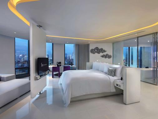 So/ Sofitel Bangkok - Bangkok - Bedroom