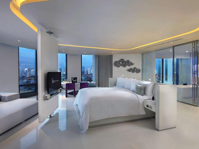 So/ Bangkok - Bangkok - Makuuhuone
