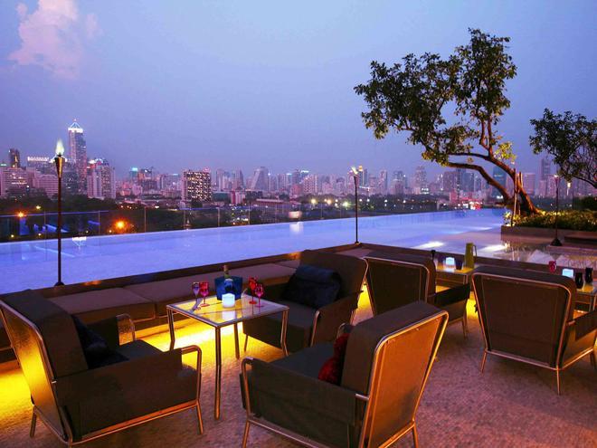 So/ Bangkok - Bangkok - Parveke