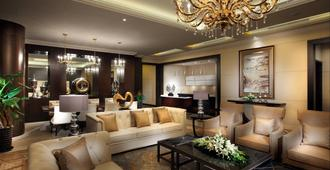 Intercontinental Nanjing, An IHG Hotel - נאנז'ינג - טרקלין