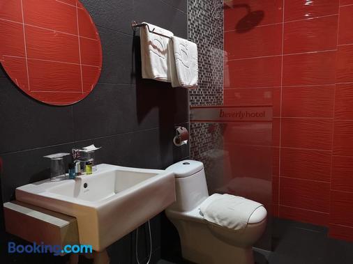 Beverly Hotel - Taiping - Bathroom