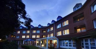Ghotel Hotel & Living Kiel - Kiel - Toà nhà