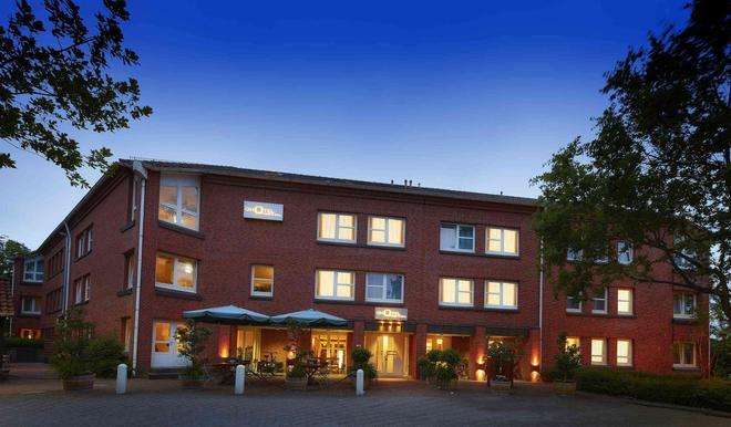 Ghotel Hotel & Living Kiel - Κίελο - Κτίριο