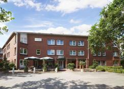 Ghotel Hotel & Living Kiel - Kiel - Gebäude