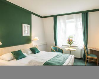 Hotel Kaiserin Augusta - Weimar - Soveværelse