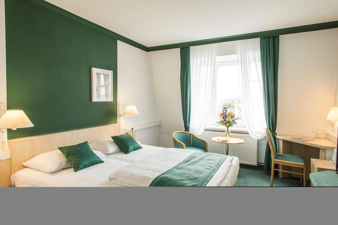 Hotel Kaiserin Augusta - Weimar - Chambre
