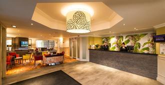 Leonardo Inn Glasgow West End - Glasgow - Recepción