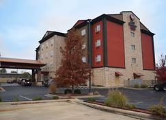 Best Western Plus JFK Inn & Suites - North Little Rock - Building