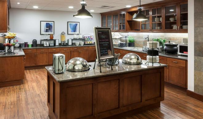 Homewood Suites by Hilton Phoenix North-Happy Valley - Phoenix - Buffet