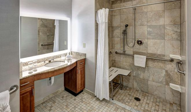 Homewood Suites by Hilton Phoenix North-Happy Valley - Phoenix - Bathroom