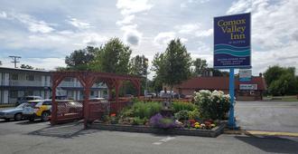 Comox Valley Inn & Suites - Courtenay - Vista del exterior