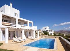 Naxian Collection - Agios Prokopios - Pool