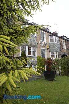 The Studley Hotel - Harrogate - Building