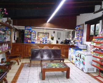Hotel Campestre Hacienda Caracha - Uruapan - Bar