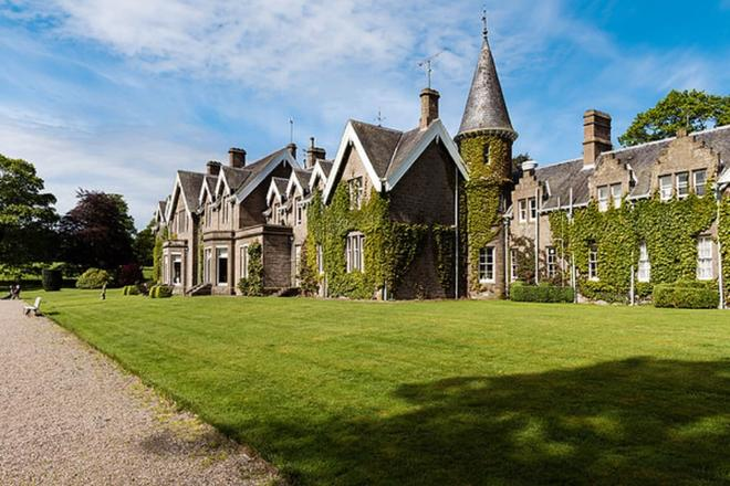 Ballathie House Hotel - Perth - Building