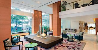 Courtyard by Marriott Bangkok - Bangkok - Lounge