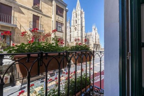 Hostal Albany - León - Balcony