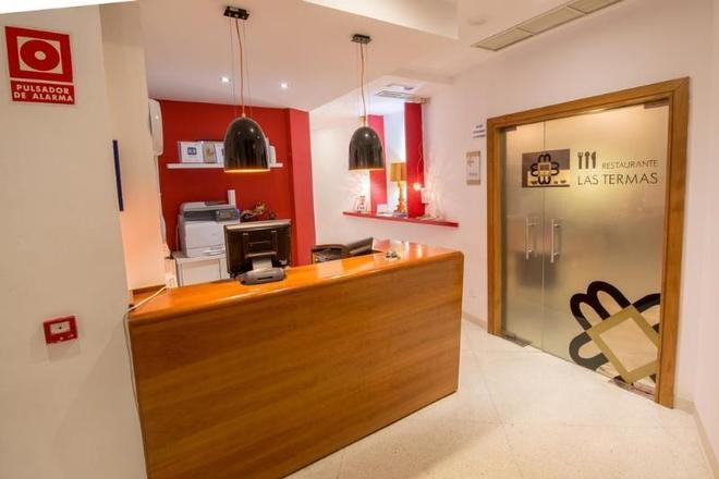 阿爾巴尼青年旅舍 - 里昂 - 萊昂 - 櫃檯