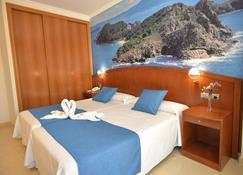 波多洛酒店 - 桑亨霍 - 波多諾伏 - 臥室