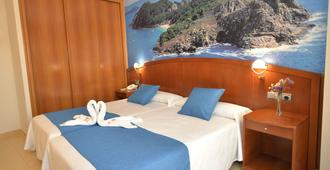 Hotel Portonovo - Portonovo - Bedroom