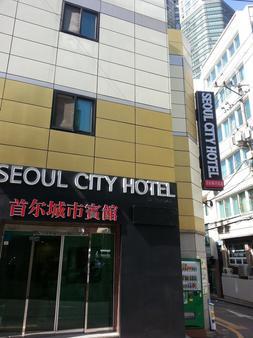 Seoul City Hotel - Soul - Rakennus
