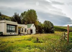Guesthouse Himnasvalir - Varmahlid - Building