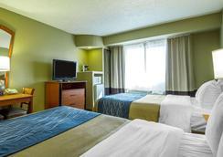 Comfort Inn Modesto - Modesto - Makuuhuone