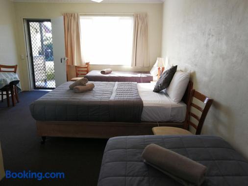 Wintersun Gardens Motel - Bicheno - Bedroom