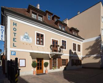Fonte Hotel - Győr - Building